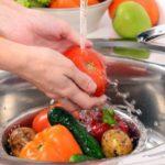 Conoce la mejor forma para limpiar las frutas y verduras