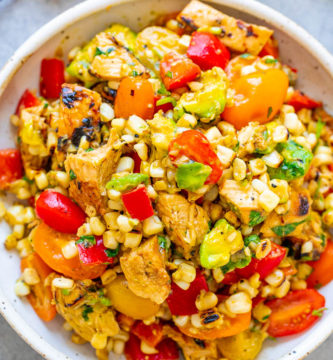 3 suculentas recetas con maíz dulce