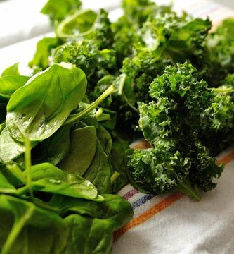 4 ensaladas con Kale