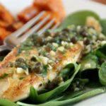Cómo preparar filete de pescado con acelga