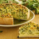 Cómo hacer tarta de brócoli y queso